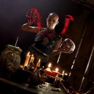 Blood Sorceress card art