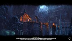 Coldwind's Den Loading Screen