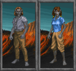 Daggerfall - Dark Elves