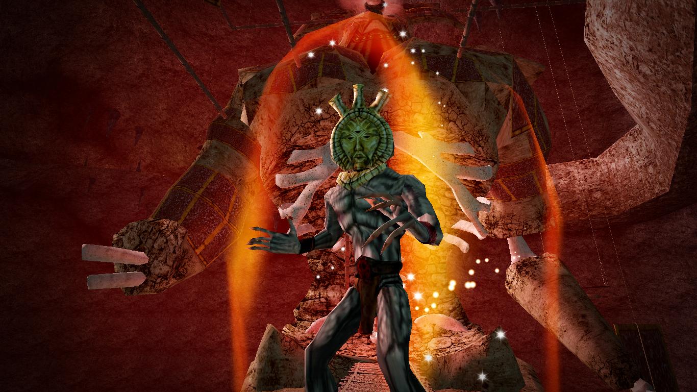Dagoth Ur - Quest - Morrowind