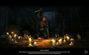 Sewer Tenement Loading Screen