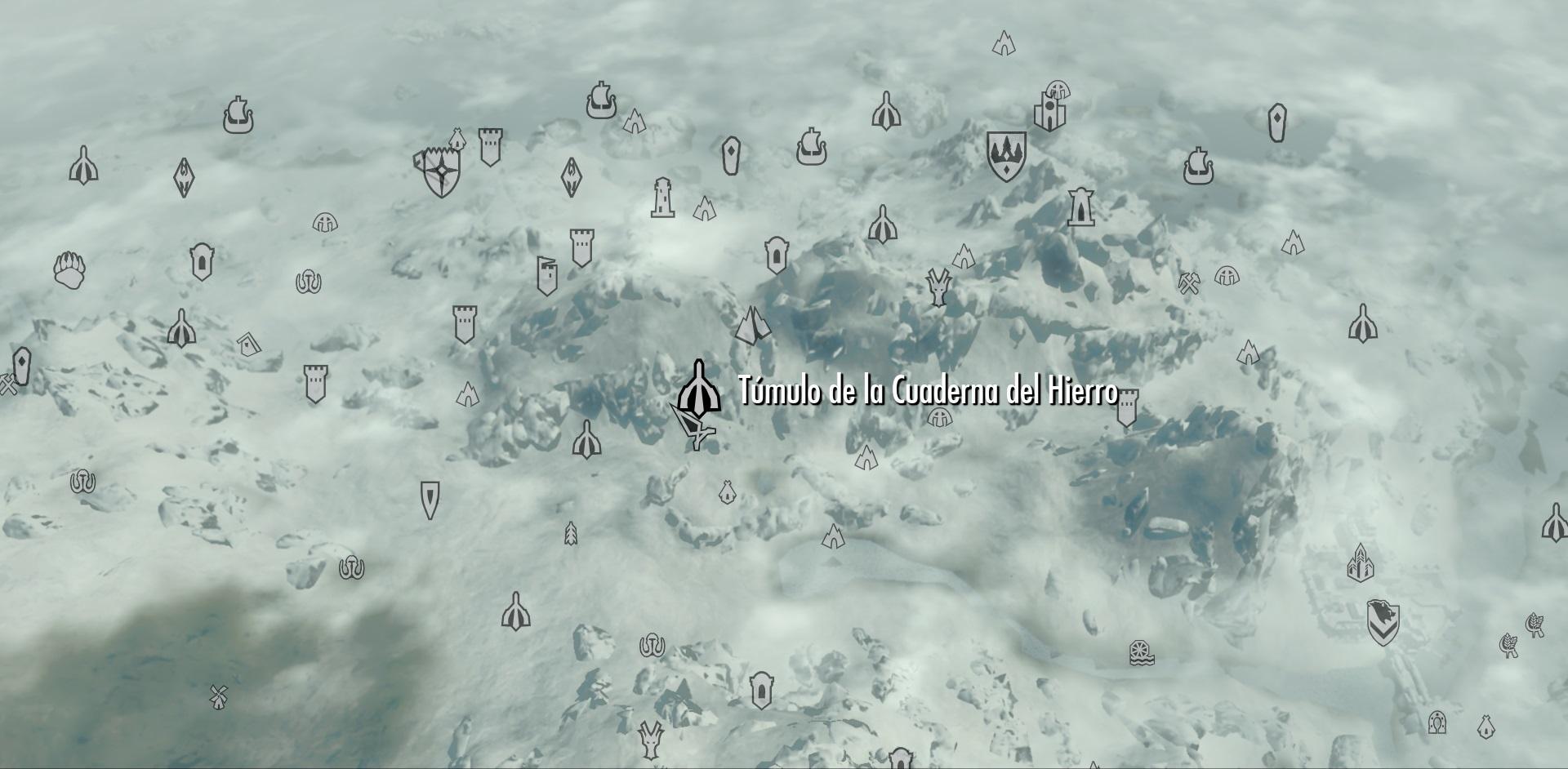 Túmulo de la Cuaderna del Hierro | Elder Scrolls | FANDOM powered by ...