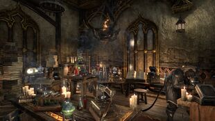 TESO Homestead Khajiit Small Home Interior 1481018682