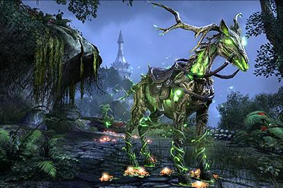 Wild Hunt Horse Elder Scrolls Fandom Powered By Wikia