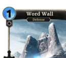Word Wall (Legends)