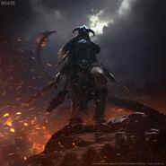 Young Dragonborn Alternate Art