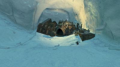 Пещера Щетиноспин - 21
