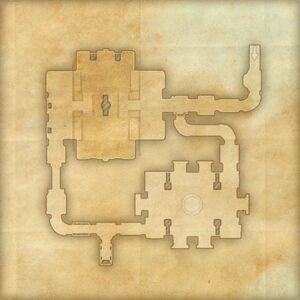 Руины Палец орка (план)
