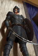 Emperor's Blade card art