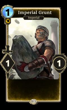 Imperial Grunt