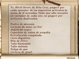 Lista de Mirili