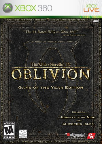 oblivion 5 year anniversary edition