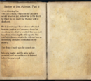 Savior of the Altmer, Part 3