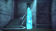 Shimmerene Mages Guild Interior Staircase