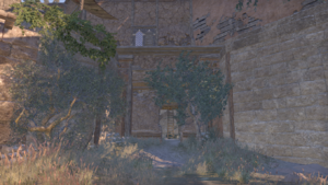 Здание в Причале Абы 33