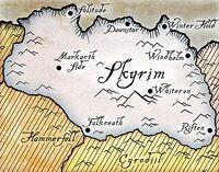 Скайрым (карта)