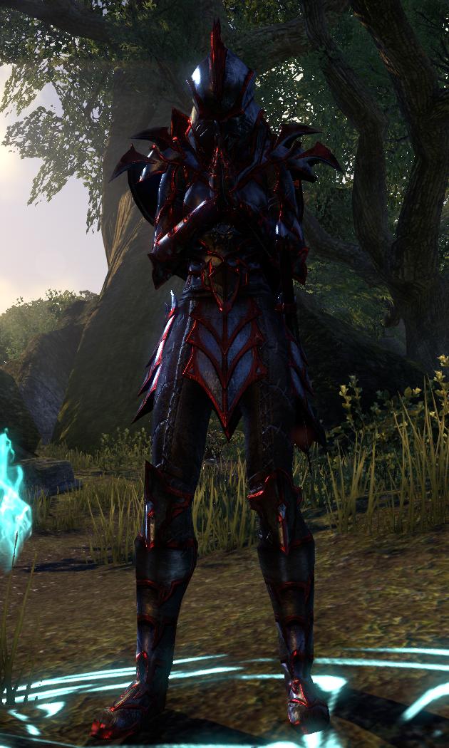Dremora Kynval Online Elder Scrolls Fandom Powered By Wikia