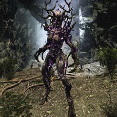 Ziemska matka wił z gry The Elder Scrols V: Dawnguard
