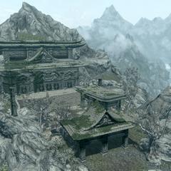 Niebiańska Przystań z gry The Elder Scrolls V: Skyrim