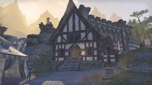 Здание в замке Алькаир 3