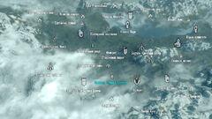 Убежище ТБ карта