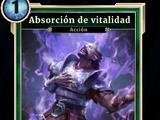 Absorción de vitalidad (Legends)