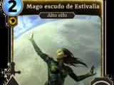 Mago escudo de Estivalia