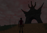 Redguard - Retrieve N'Gasta's Amulet - N'Gasta's Island Shrine
