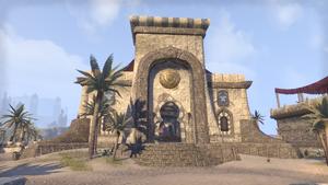 Здание в Козансете 5