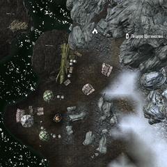Пещера Щетиноспин (экстерьер)