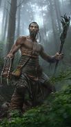 Wood Elf avatar 1 (Legends)