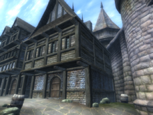 Здание в Скинграде (Oblivion) 23