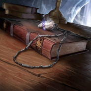 Necromancer's Amulet card art