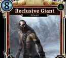 Reclusive Giant