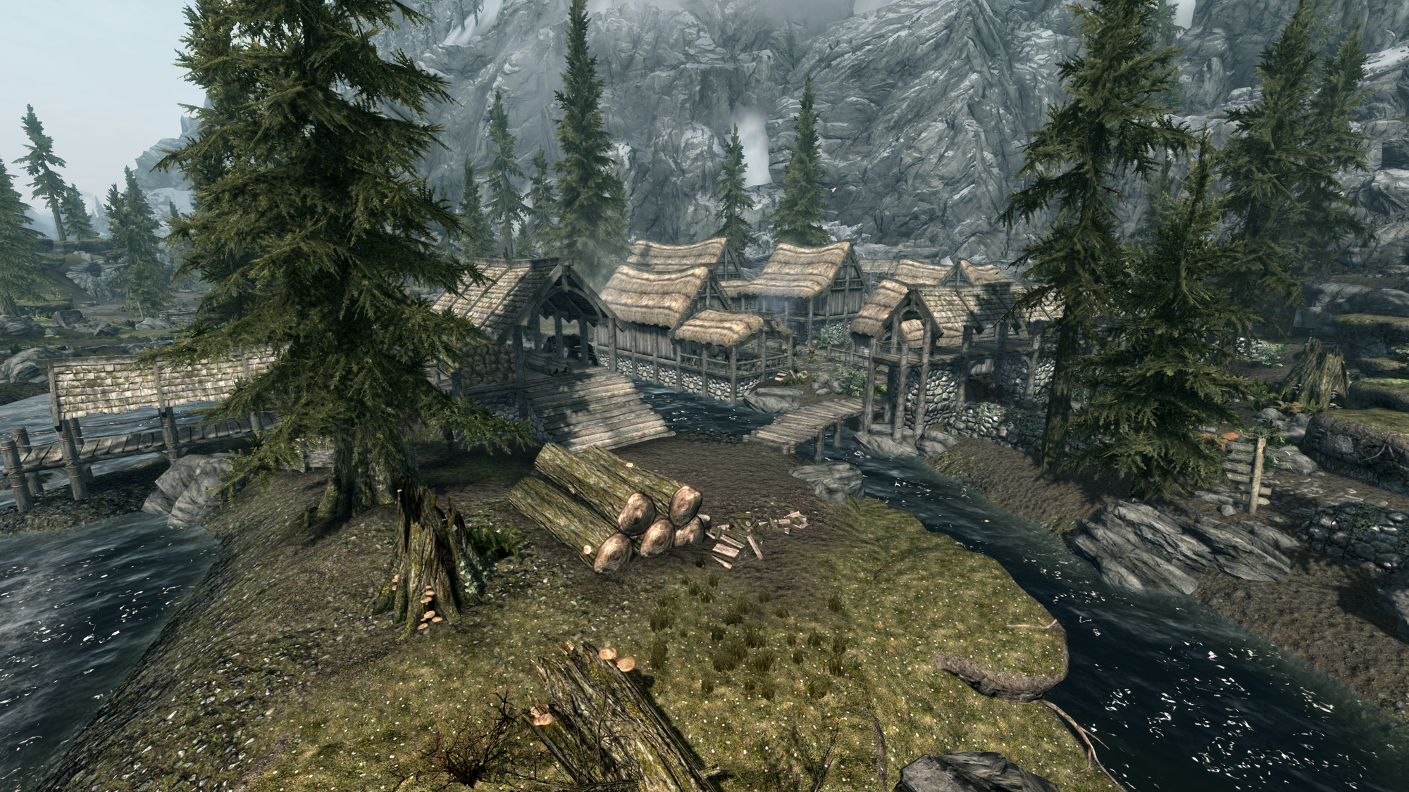 Riverwood (Skyrim) | Elder Scrolls | FANDOM powered by Wikia