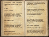 Varieties of Faith: The Nords