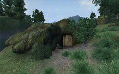 Тритоновая пещера