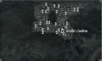 Arcadias Cauldron Elder Scrolls Fandom Powered By Wikia