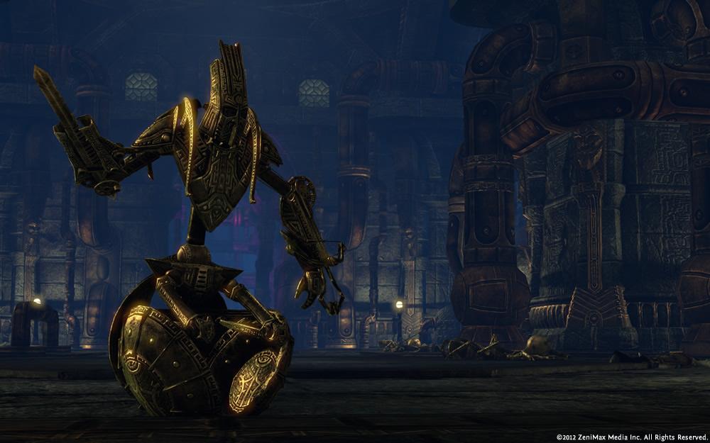 Dwemer Ruins   Elder Scrolls   FANDOM powered by Wikia