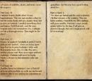 Halinjirr's Notes