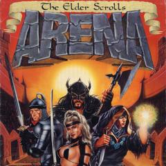 Okładka TES: Arena