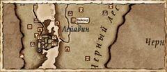 Вейонд. Карта