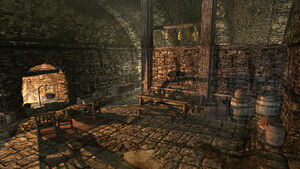Дом Валиндора - кухня