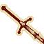 Иконка Железная клеймора (Oblivion)