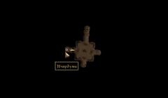 Нчардумц - план (нижний уровень)