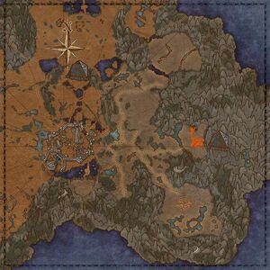 Чёрный Гарнизон (карта)