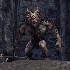 Troll z gry The Elder Scrolls Online