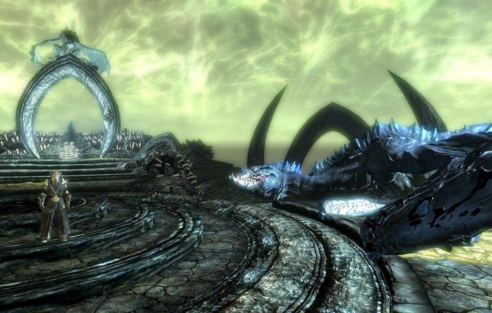The Elder Scrolls Last Dragon скачать