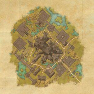 Деревня Мёртвой-Воды (план)