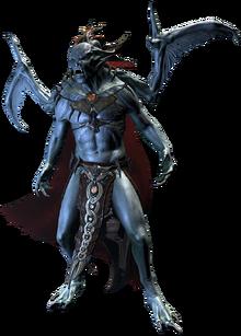 Лорд-вампир в полный рост справа 01